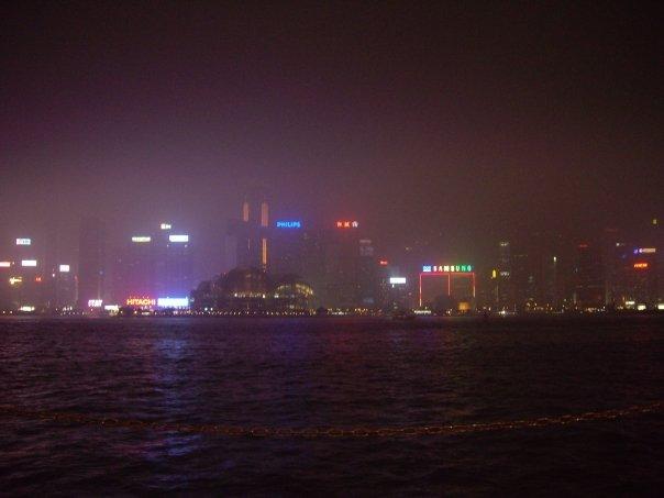 Hong Kong, 2008
