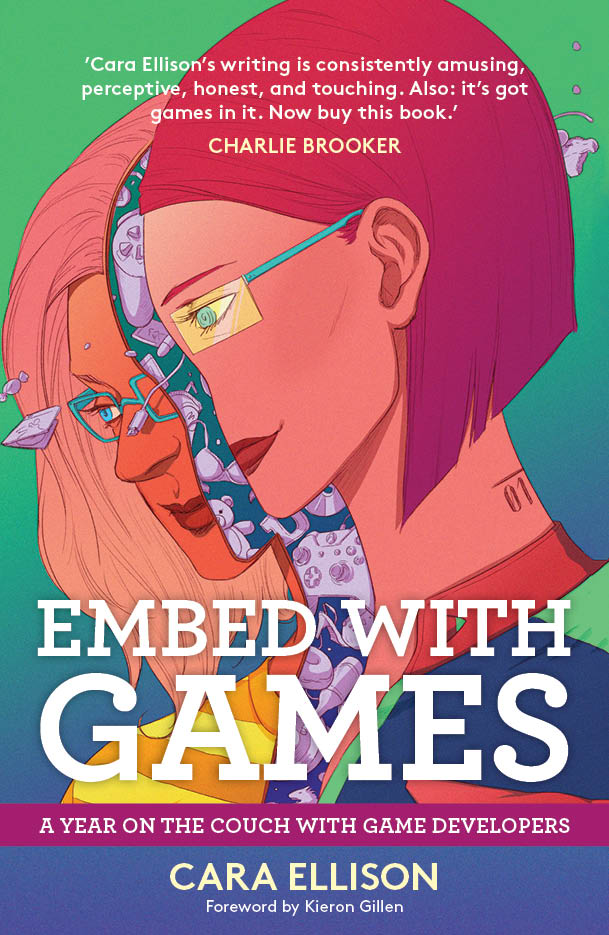 Embed With Games out in the USA – Cara Ellison
